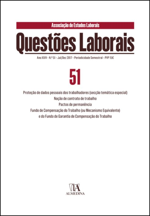 Questões Laborais n.º 51