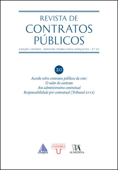 Revista de Contratos Públicos n.º 20