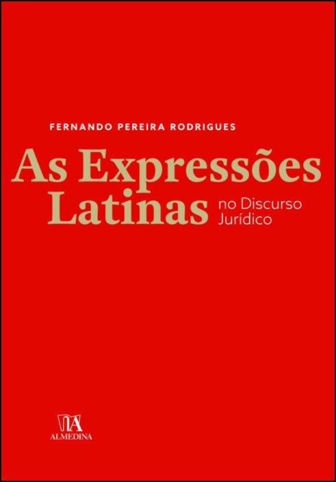 As Expressões Latinas no Discurso Jurídico