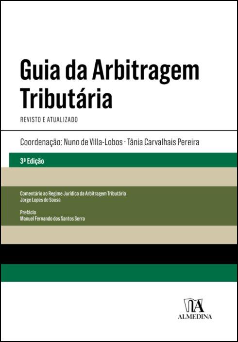 Guia da Arbitragem Tributária