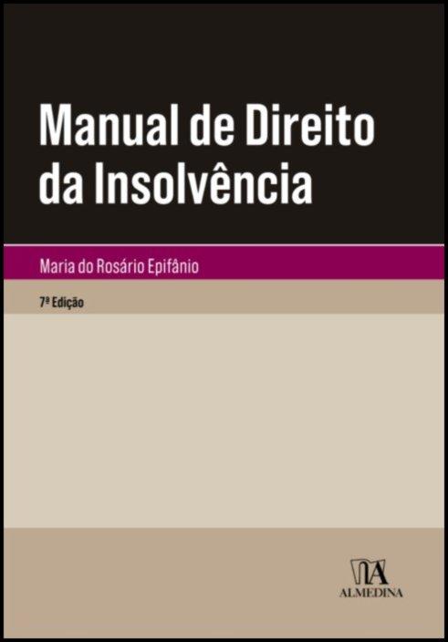 Manual de Direito da Insolvência