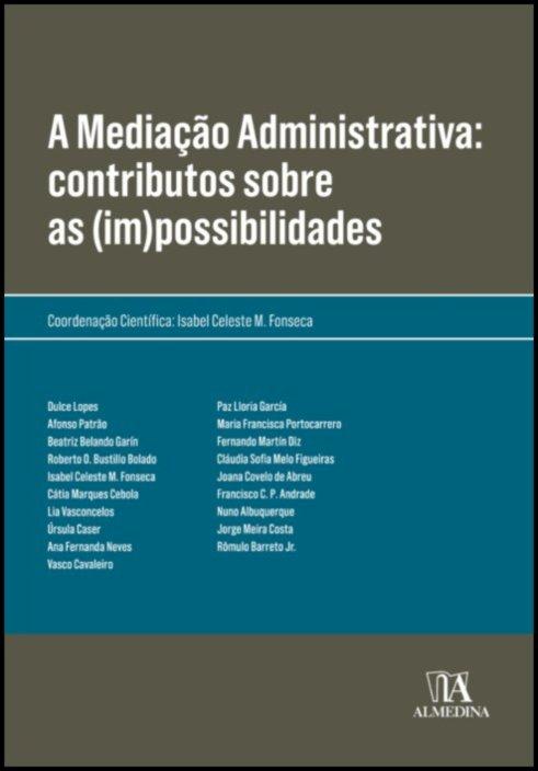 A Mediação Administrativa