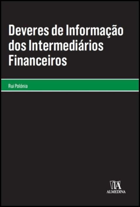 Deveres de Informação dos Intermediários Financeiros