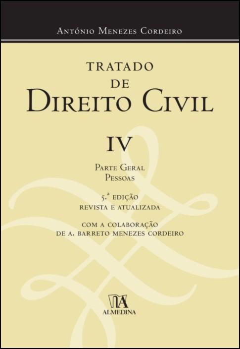 Tratado de Direito Civil IV