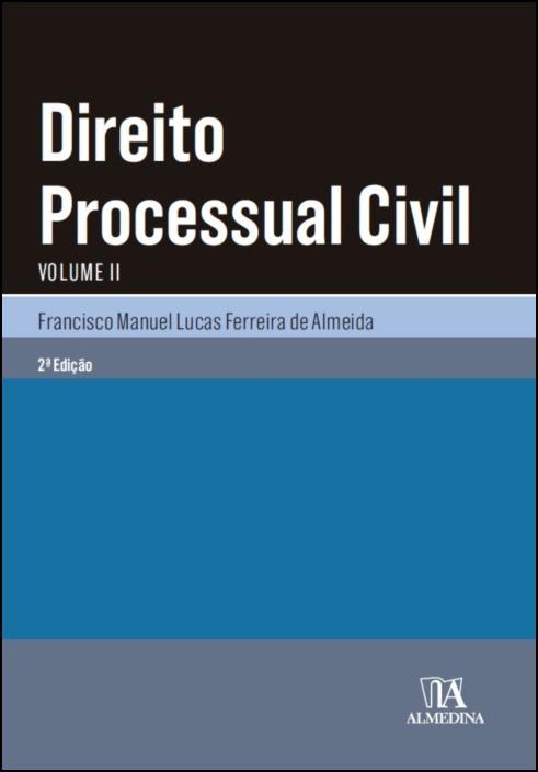 Direito Processual Civil Vol. II