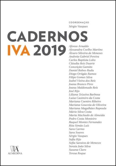 Cadernos IVA 2019