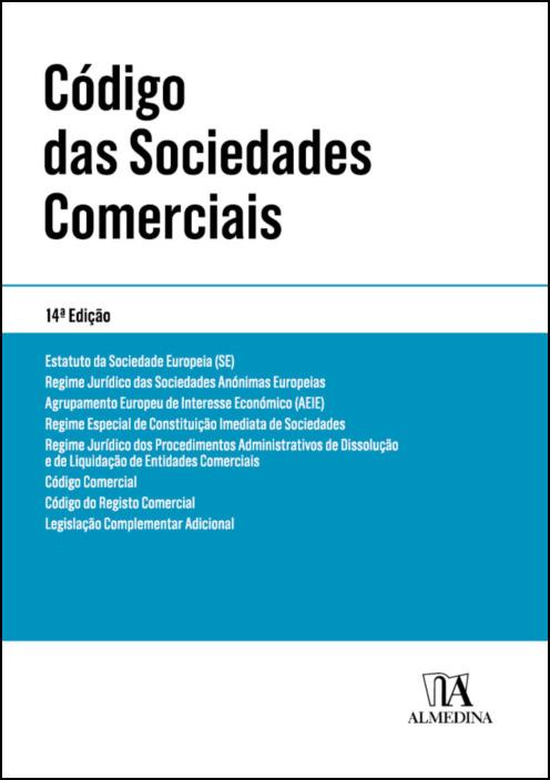 Código das Sociedades Comerciais - Edição de Bolso