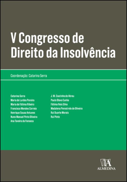 V Congresso de Direito da Insolvência