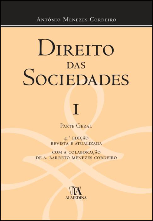 Direito das Sociedades I- Parte Geral