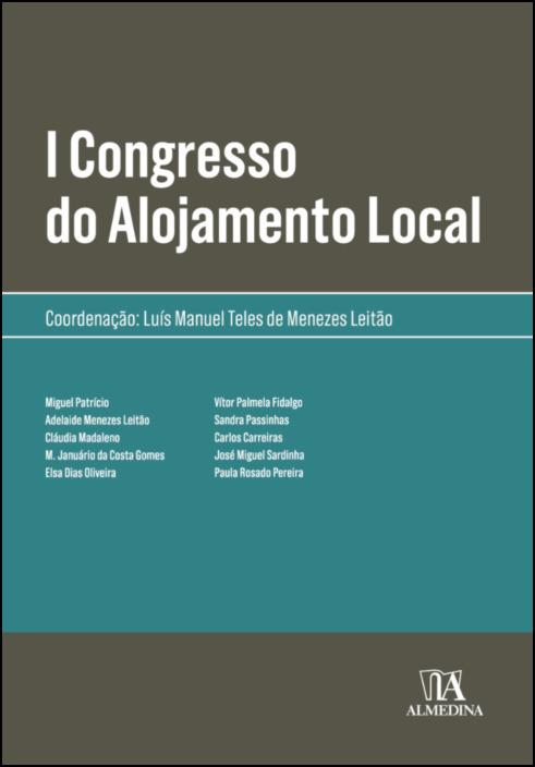 I Congresso do Alojamento Local