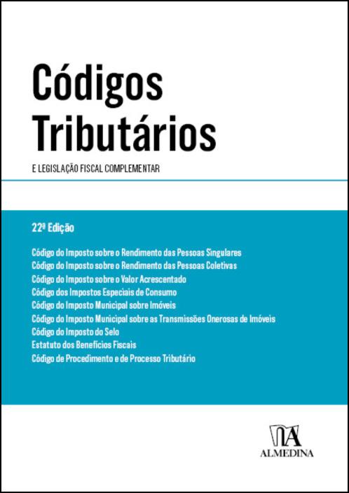 Códigos Tributários - Edição de Bolso