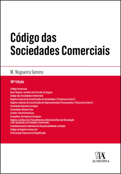 Código das Sociedades Comerciais
