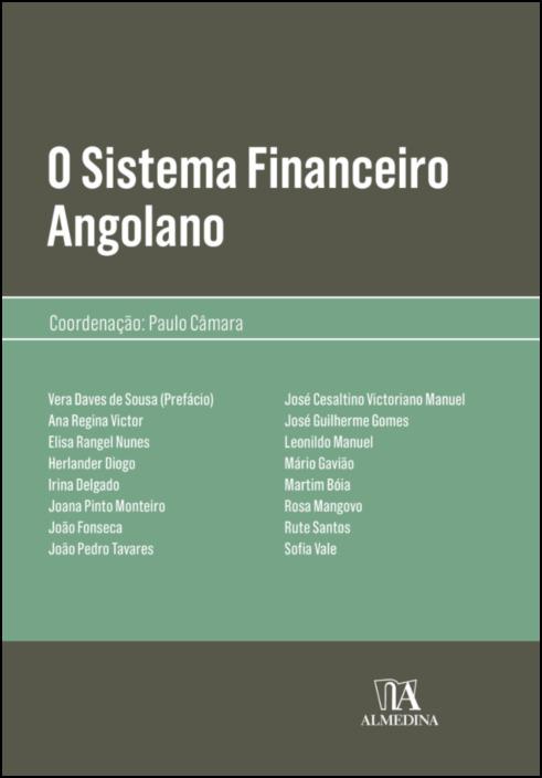 O Sistema Financeiro Angolano