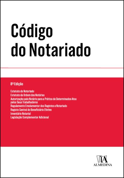 Código do Notariado