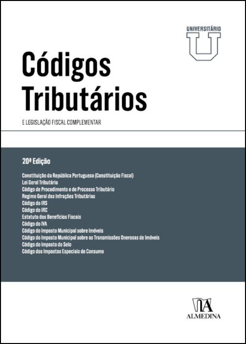 Códigos Tributários - Edição Universitária