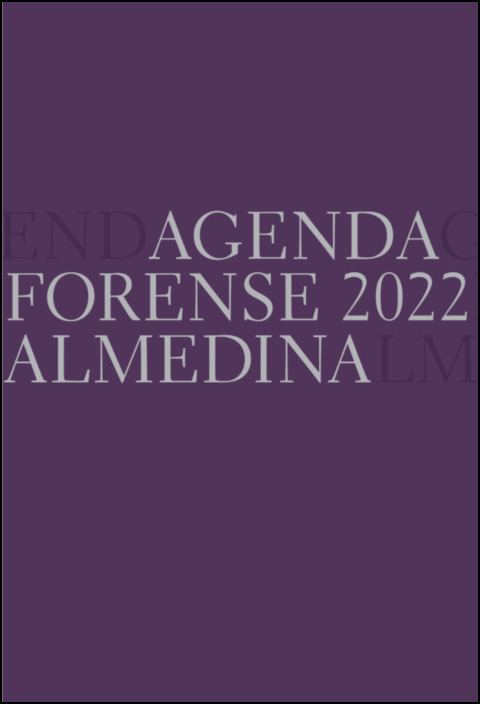 Agenda Forense 2022 (Grape)
