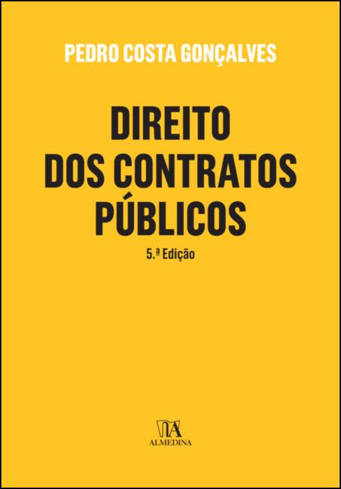Direito dos Contratos Públicos