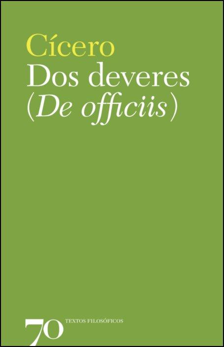 Dos Deveres (De Officiis)