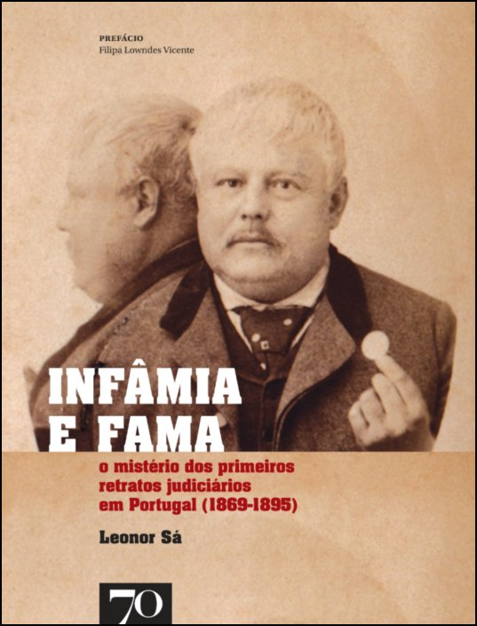 Infâmia e fama - O mistério dos primeiros retratos judiciários em Portugal