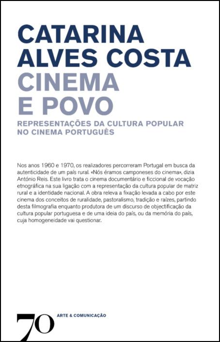 Cinema e Povo - Representações da Cultura Popular no Cinema Português