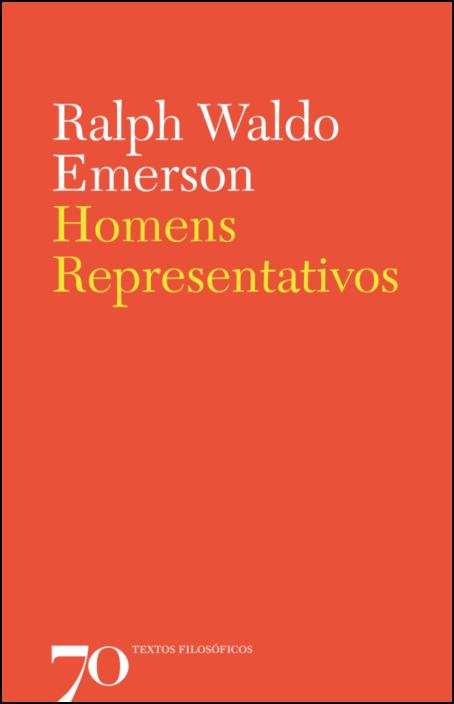Homens Representativos - Sete Palestras