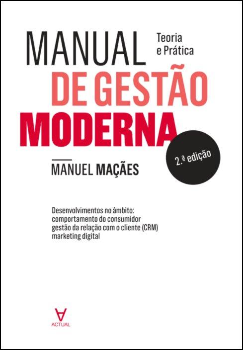 Manual de Gestão Moderna - Teoria e Prática